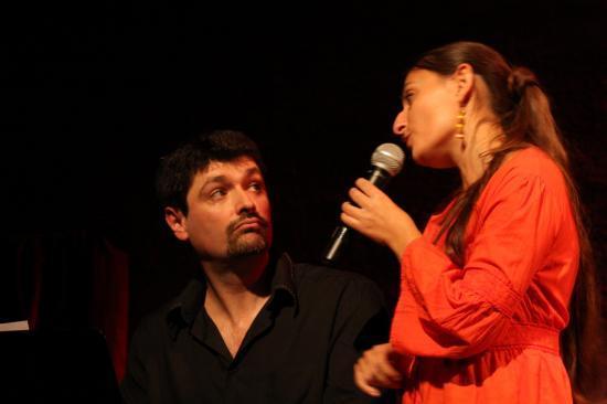 Thierry Gautier et Brigitte Brès